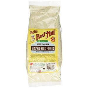 Bob's Red Mill Organic Brown Rice Flour - 24 oz