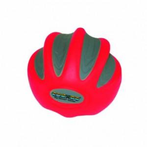 CanDo 10-1971 Digi-Squeeze Hand Exerciser, Small, Red-Light