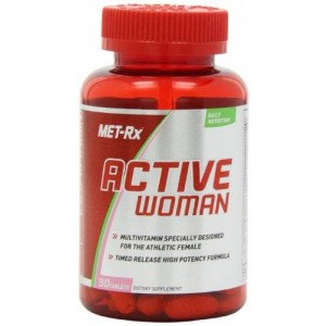 MET-Rx Active Woman Daily, 90 Count