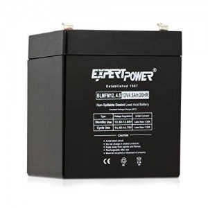 ExpertPower EXP1245 12V 4.5 Amp Rechargeable Battery