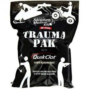 Adventure Medical Kits Trauma Pack with QuikClot (2 Pack)