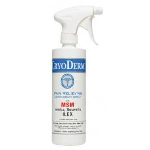Cryoderm W54361S16 Spray, 16-Ounce