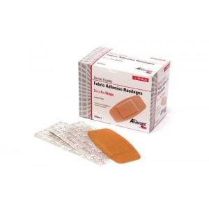 """PRO Flexible LARGE Adhesive Bandages 2"""" x 4"""" (Box of 50)"""