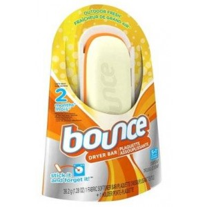Bounce Dryer Bar Fabric Softener High Efficiency Outdoor Fresh