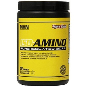 MAN Sports Iso-Amino Energy Powder, Tigers Blood