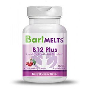 BariMelts B12 Plus Bariatric Vitamins