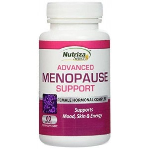 Nutriza Select Advanced Menopause Support - Natural Menopause Relief for Hot Flashes
