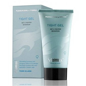 Viamax Tight Gel - Vaginal Tightening Gel - One Tube (Contains Phyto-estrogen and Various Tropical Herbal Extracts That Stimulates the G-spot
