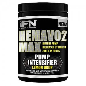 Hemavo2 Max by Iforce - The King of Pump - Very Cherry Lime - 25 servings