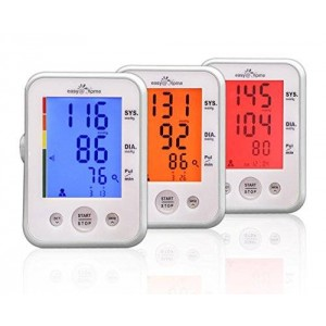 Easy@Home Digital Upper Arm Blood Pressure Monitor