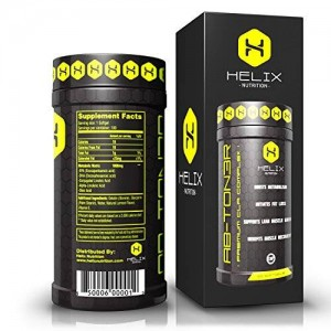 Helix Nutrition Ab-ton3r: Is a Stimulant-free Metabolic Activating Formula Designed to Help Target Abdominal Fat