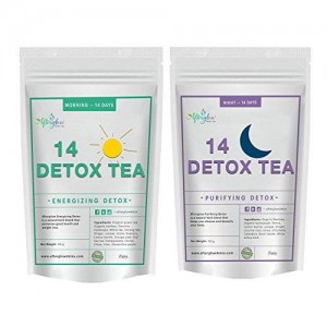 Afterglow Tea Detox and Weight Loss Tea Combo