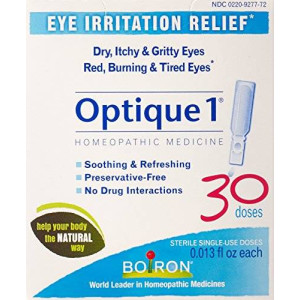 Boiron Optique1 Eye Drops 30 Dose