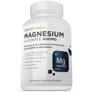 IntraNaturals Magnesium Glycinate