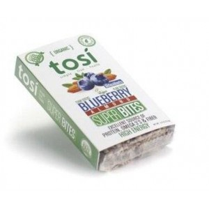 Tosi Health Tosi SuperBites Blueberry Almond 12 Pack