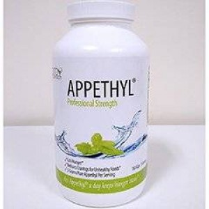 ProSpinach Appethyl Appethyl, 180 VCaps - Pure, Professional Strength, 15-5g servings
