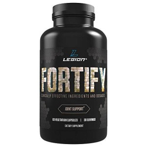 Legion Athletics LEGION Fortify Joint Pain Relief Supplement