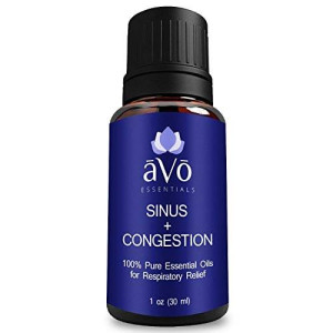 aVo Essentials Sinus Relief