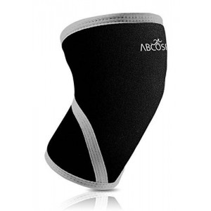 Abco Tech Knee Support Sleeve - For Men and Women - High Quality Compression