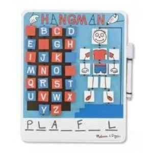 Melissa & Doug Melissa and Doug Travel Hangman