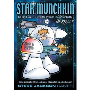Steve Jackson Games Star Munchkin Revised Edition