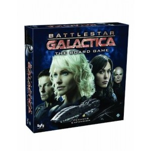 Fantasy Flight Games Battlestar Galactica The Board Game: Pegasus Expansion