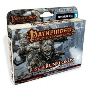 Paizo Publishing Pathfinder Adventure Card Game: Rise of the Runelords Deck 3 - The Hook Mountain Massacre Adventure