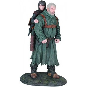 Dark Horse Deluxe Game of Thrones: Hodor and Bran Figure