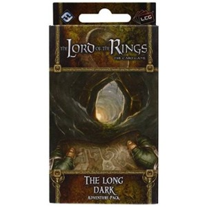 Fantasy Flight Games Lord of the Rings LCG: The Long Dark Adventure Pack