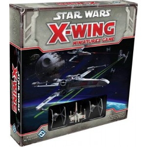 Fantasy Flight Games Star Wars X-Wing Miniatures Game Core Set