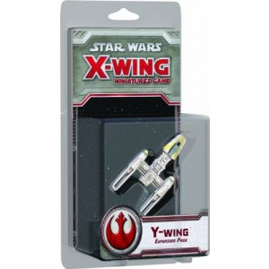 Fantasy Flight Games Star Wars X-Wing: Y-Wing Expansion Pack