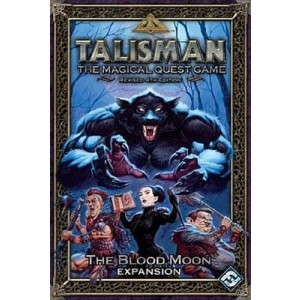Fantasy Flight Games Talisman: The Blood Moon