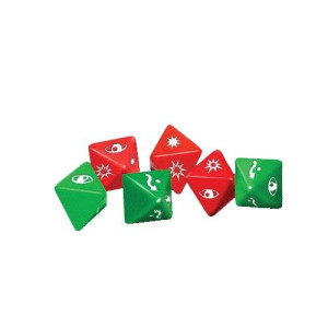 Fantasy Flight Games Star Wars X-Wing: Dice Pack