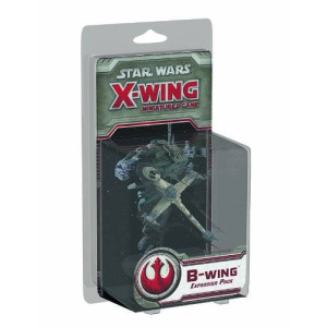 Fantasy Flight Games Star Wars X-Wing: B-Wing Expansion Pack
