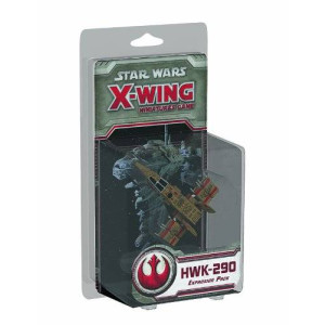 Fantasy Flight Games Star Wars X-Wing: HWK-290 Light Freighter Expansion Pack
