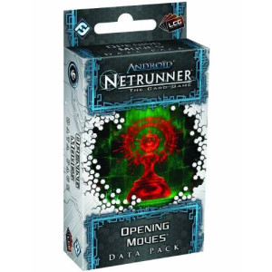 Fantasy Flight Games Android Netrunner LCG: Opening Moves Data Pack