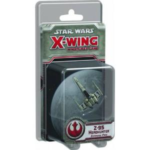 Fantasy Flight Games Star Wars X-Wing: Z-95 Headhunter Expansion Pack