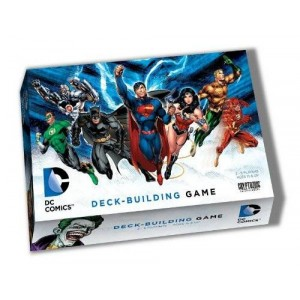 Cryptozoic Entertainment DC Comics Deck Building Game
