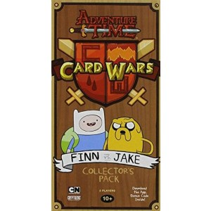 Cryptozoic Entertainment Adventure Time: Card Wars: Finn vs. Jake