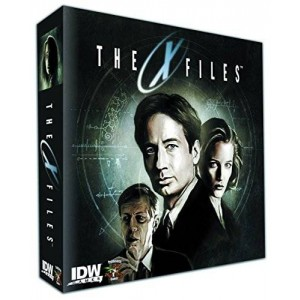 IDW Games The X-Files: Board Game
