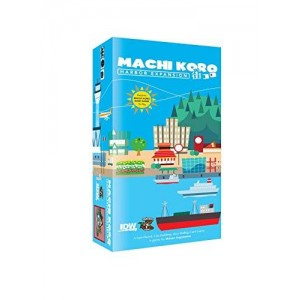 IDW Games Machi Koro: Harbor Expansion