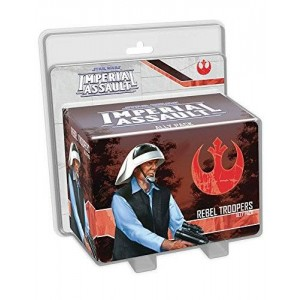 Fantasy Flight Games Star Wars Imperial Assault - Rebel Troopers Pack