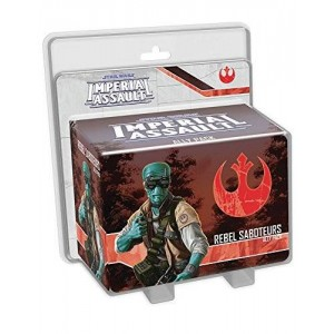 Fantasy Flight Games Star Wars Imperial Assault - Rebel Saboteurs Pack