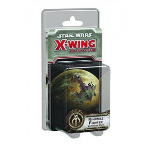 Fantasy Flight Games Star Wars X-Wing: Kihraxz Fighter Expansion Pack