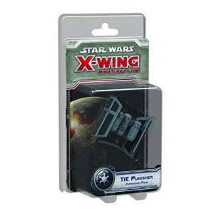 Fantasy Flight Games Star Wars: X-Wing: TIE Punisher Board Game