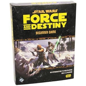 Fantasy Flight Games Star Wars Force and Destiny RPG Beginner Game