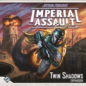 Fantasy Flight Games Star Wars: Imperial Assault - Twin Shadows Expansion
