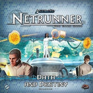 Fantasy Flight Games Android Netrunner LCG Data and Destiny Expansion Card Game