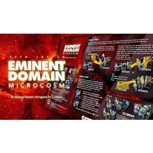 Tasty Minstrel Eminent Domain Microcosm Game