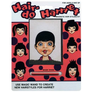 Smethport Hair-Do Harriet Toy